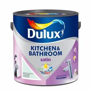 Dulux Kitchen & Bathroom (Kuchnia i Łazienka) SATIN 2,5L