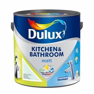 Dulux Kitchen & Bathroom (Kuchnia i Łazienka) MATT 2,5L